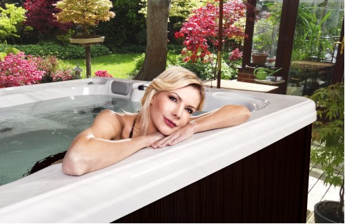 The Garden Spa line is plug and play ready into any standard outlet